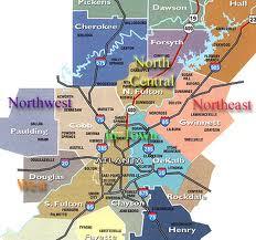 Areas Of Service Atlanta Georgia For Vending Office Coffee